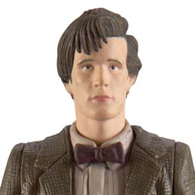 Boneco Doctor Who series 5 The Eleventh Doctor ( Doutor Who ) O Senhor do tempo