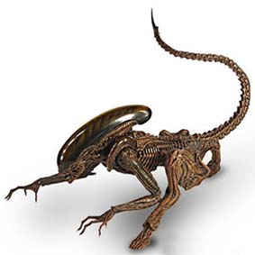 Boneco Dog Alien Hot Toys - Boneco do Filme Alien 3
