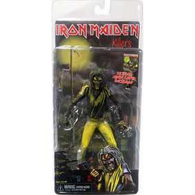Boneco Eddie Killers do Iron Maiden Neca Toys Action Figures