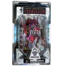Boneco Evangelion EVA-01