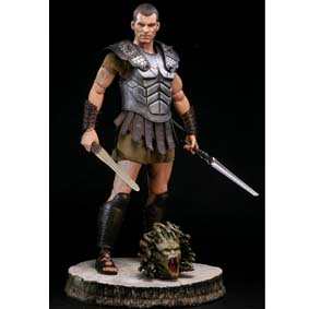 Boneco Fúria de Titãs Perseu (Sam Worthington) Clash of the Titans Hot Toys