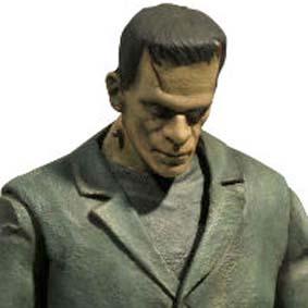 Boneco Frankenstein Universal Studios / Bonecos Diamond Select Toys