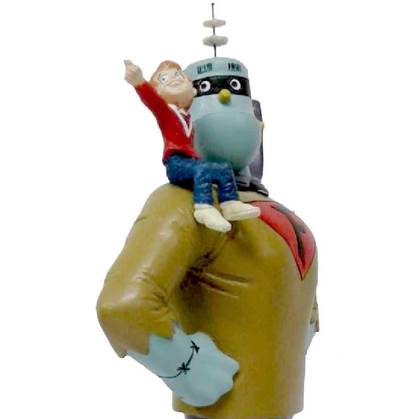 Boneco Frankstein Junior + Bob Conroy : Estatuetas de Resina