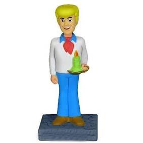Boneco Fred da Turma do Scooby Doo