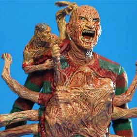 Boneco Freddy Krueger A Nightmare On Elm Street 4: The Dream Master