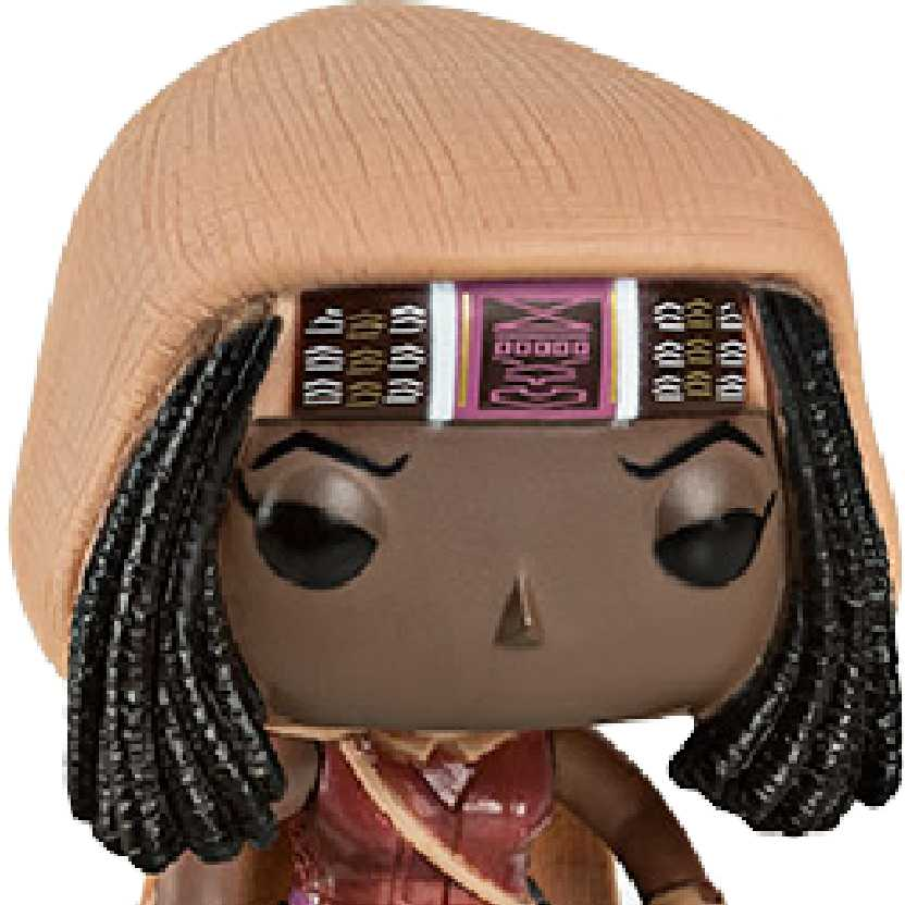 Boneco Funko Pop! Michonne: The Walking Dead vinyl figure número 38