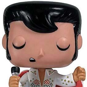 Boneco Funko Pop! Rocks vinyl Figure : Elvis Presley 1970