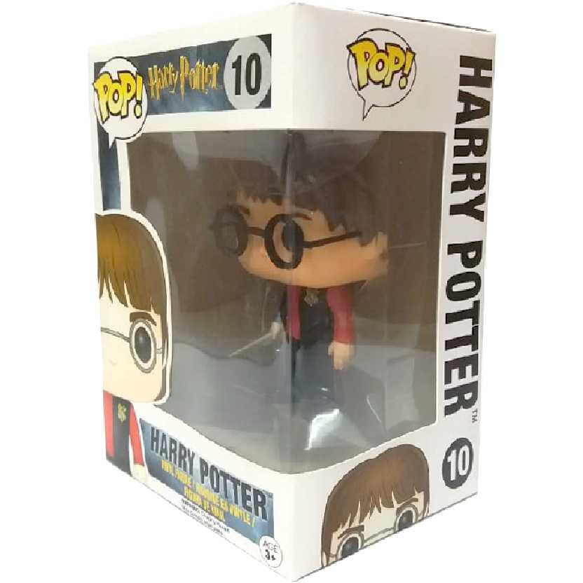 Boneco Funko Pop Harry Potter Triwizard Tournament vinyl figure número 10