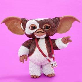 Boneco Gizmo do filme Gremlins Neca Toys Brasil :: San diego Comic-Con 2011
