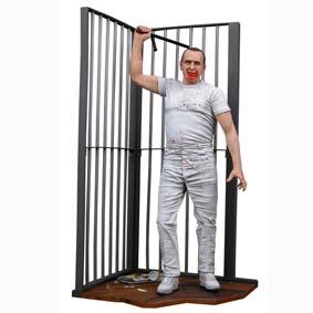 Boneco Hannibal Lecter (Anthony Hopkins) Neca Toys