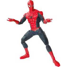 Boneco Homem Aranha 2 Toy Biz (aberto) 27 pontos de articulação