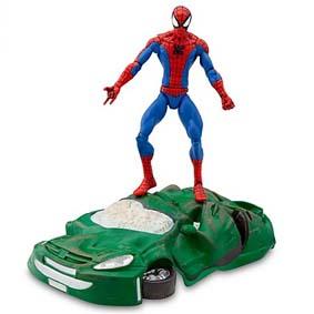 Boneco Homem Aranha Articulado Bonecos Marvel Select - Spider-Man Action Figure