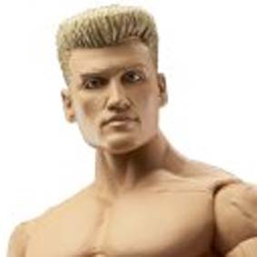 Boneco Ivan Drago do filme Rocky IV (aberto) Jakks Pacific Action Figures