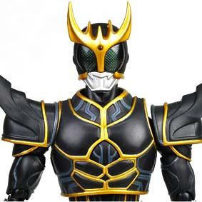 Boneco Kamen Rider S.H.Figuarts Masked Rider Kuuga Ultimate Form Bandai Action Figure