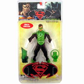 Boneco Lanterna Verde ( Hal Jordan ) Superman / Batman series 6 RARO