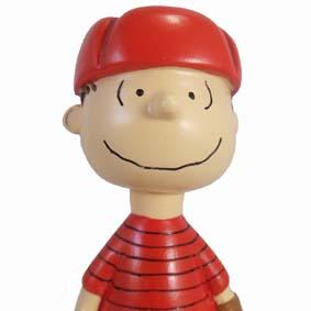 Boneco Linus da turma do Snoopy