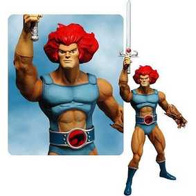 Thundercat Action Figures 2011 on Lion Thundercats 2011 Lion O Mezco Toyz Action Figures  Lacrado