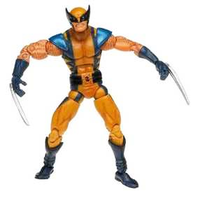 Boneco Marvel Legends : Astonishing X-Men Wolverine (aberto)