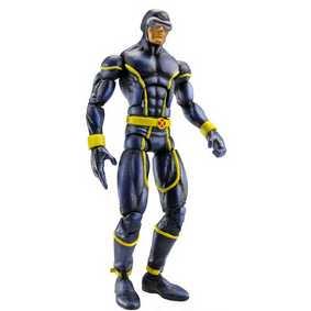 Boneco Marvel Legends Icons Cyclops (aberto) wave 4 Hasbro Action Figures