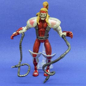 Boneco Marvel Legends Omega Red (aberto) sem pç Sentinela
