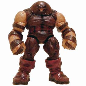 Boneco Marvel Select Juggernaut / Boneco Fanático da Marvel Brasil