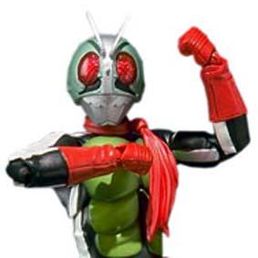Boneco Masked Rider S.H. Figuarts Kamen Rider Shin Ni Go Action Figure