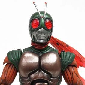 Boneco Masked Rider SIC Skyrider Bandai Brasil (Kamen Rider)