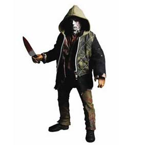 Boneco Michael Myers do Filme Halloween II da Mezco