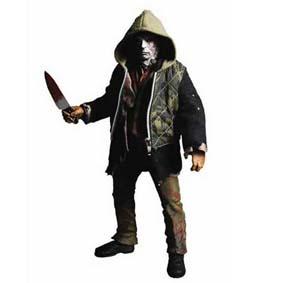 Boneco Michael Myers do Filme Halloween II da Mezco