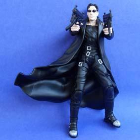 Boneco Neo Matrix Action Figure N2 Toys (lacrado)