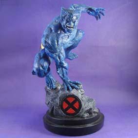 Boneco O Fera X-Men escala 1/6 ( Beast ) Dr. Henry Hank