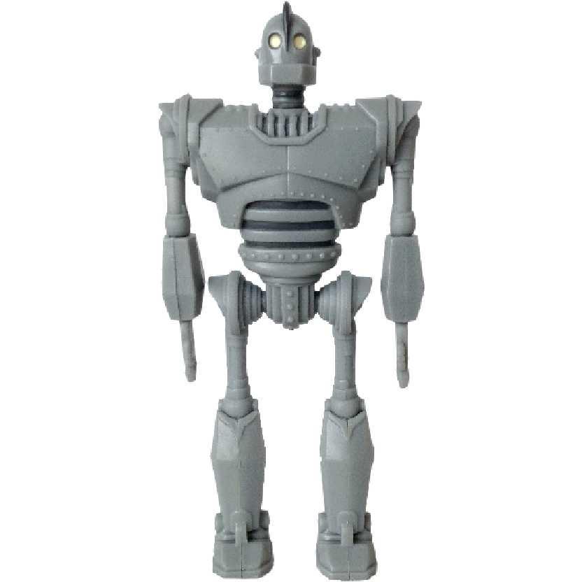 Boneco O Gigante de Ferro (Iron Giant) + Fita VHS (raridade)