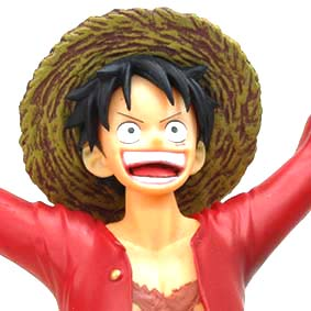 Boneco One Piece Figuarts Zero Monkey D Luffy - Bonecos One Piece Bandai