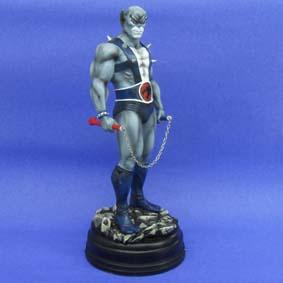 Boneco Panthro Thundercats Super Herois em Resina