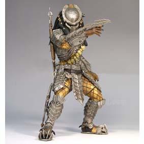 Boneco Predador (aberto) Alien Vs. Predator Real Figure