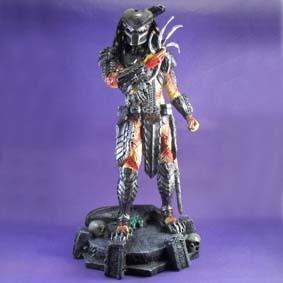 Boneco Predador Scar ( Scar Predator ) Alien vs. Predator statue