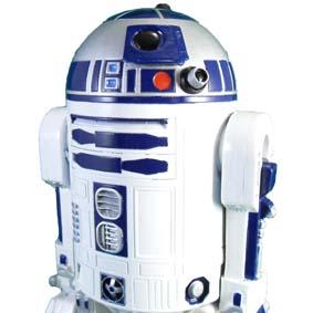 Boneco R2D2 Star Wars (Comprar com entrega em todo o Brasil) R2-D2