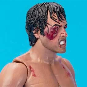Boneco Rocky Balboa (Fight Damage) Bonecos Rocky Neca Action Figure
