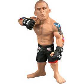 Boneco Thiago Silva UFC Bonecos da Round 5 (lacrado)