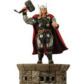 Boneco Thor Marvel Select Comics Action Figures