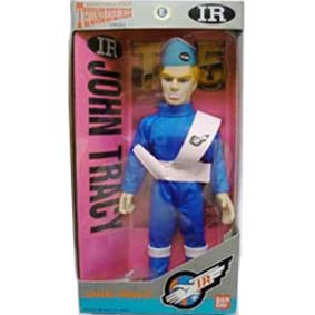 Boneco Thunderbirds Raro do Japão John Tracy Bandai 1992