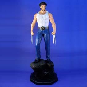 Boneco Wolverine Origens X-Men Origins (Hugh Jackman) Filme Wolverine 2 a Origem