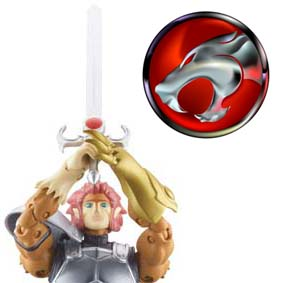 Thundercats Cartoon Network on Bonecos 2011 Thundercats Cartoon Network    Boneco Bandai Lion O