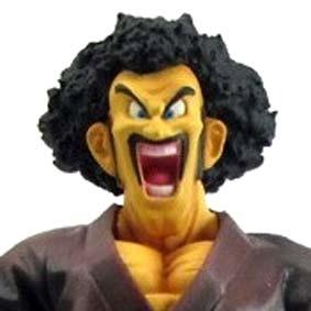 Bonecos Banpresto Dragon Ball Z Kai Highspec Coloring Figure HSCF 15 Mr. Satan