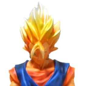 Bonecos Banpresto Dragon Ball Z Kai HSCF 05 Super Saiyan Vegetto