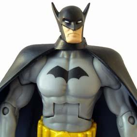 Bonecos Batman Legacy First Appearance Batman Mattel Action Figure (aberto)