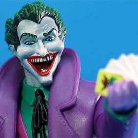 Bonecos Batman The Legacy Edition Golden Age Joker (aberto) DC Universe