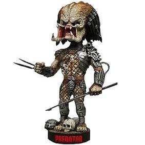 Bonecos Cabeçudos Neca :: Boneco do Predador / Predator Head Knocker