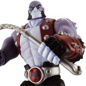 Bonecos Cartoon Network Thundercats 2011 :: Boneco Panthro (aberto) Action Figures