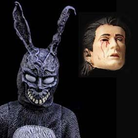 Bonecos Cult Classics Icons Neca / Boneco Donnie Darko Frank The Bunny